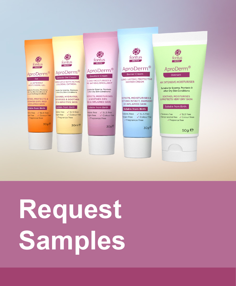 AproDerm Samples Request - Choose Your Samples - Type and