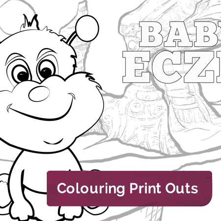 Craft City - Papercrafts - Colouring Printouts - Have Some Fun