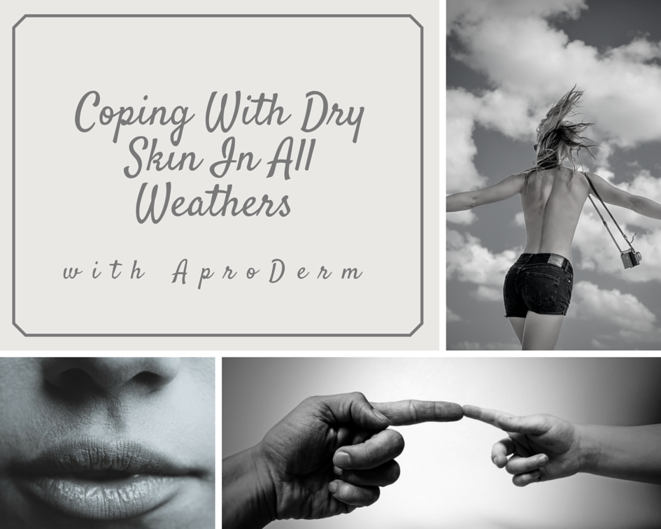 Coping with dry skin