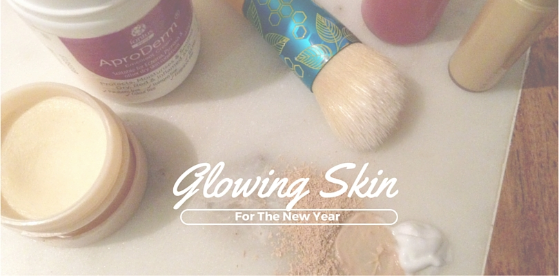 Glowing Skin for the new year header