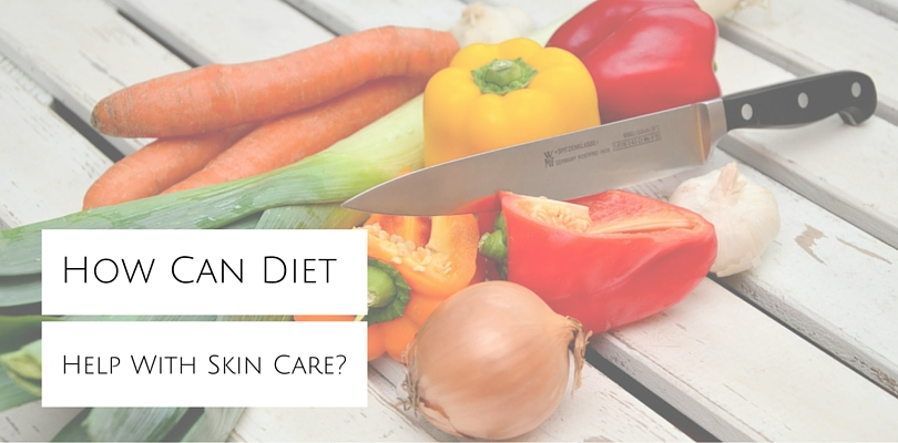 How Can Diet affect your skin