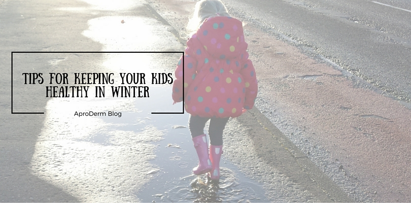 Tips for keeping your kids healthy in winter