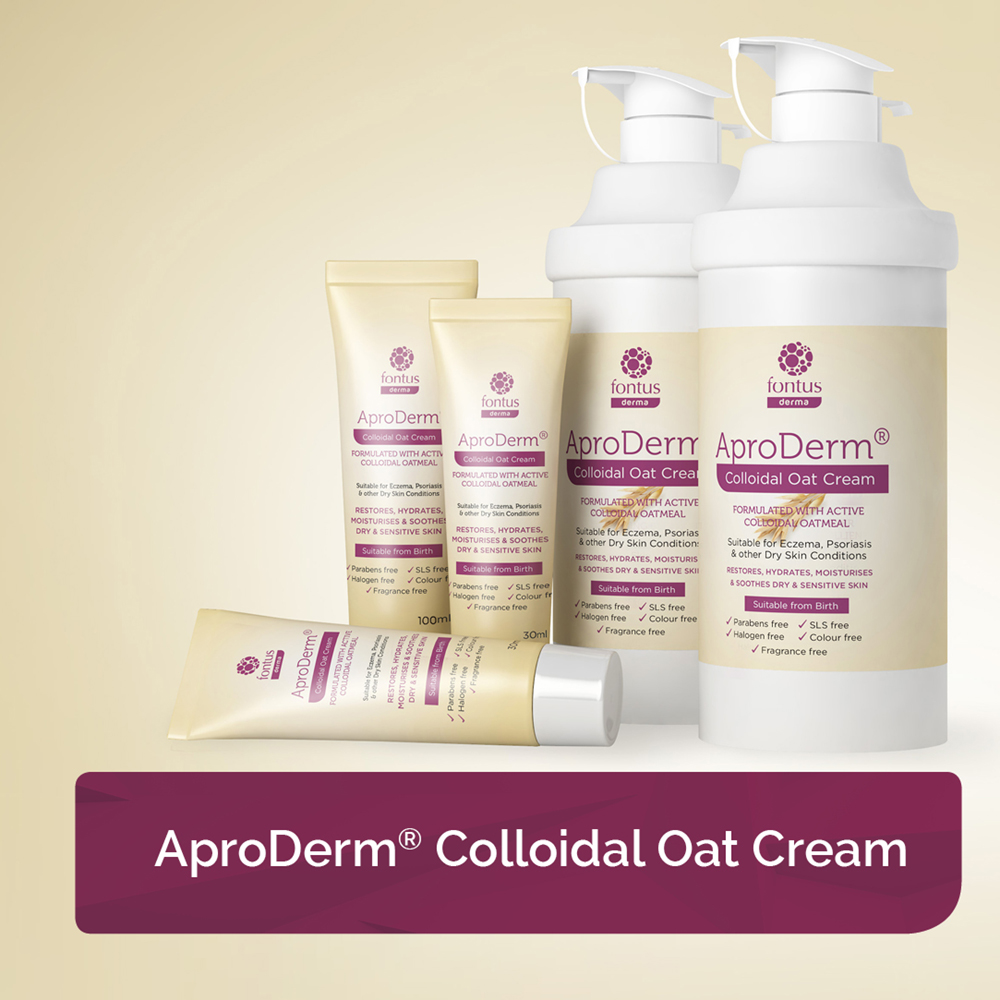 AproDerm<sup>®</sup> Colloidal Oat Cream