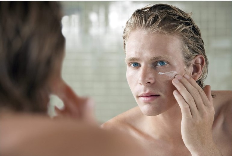 skin care for men basics