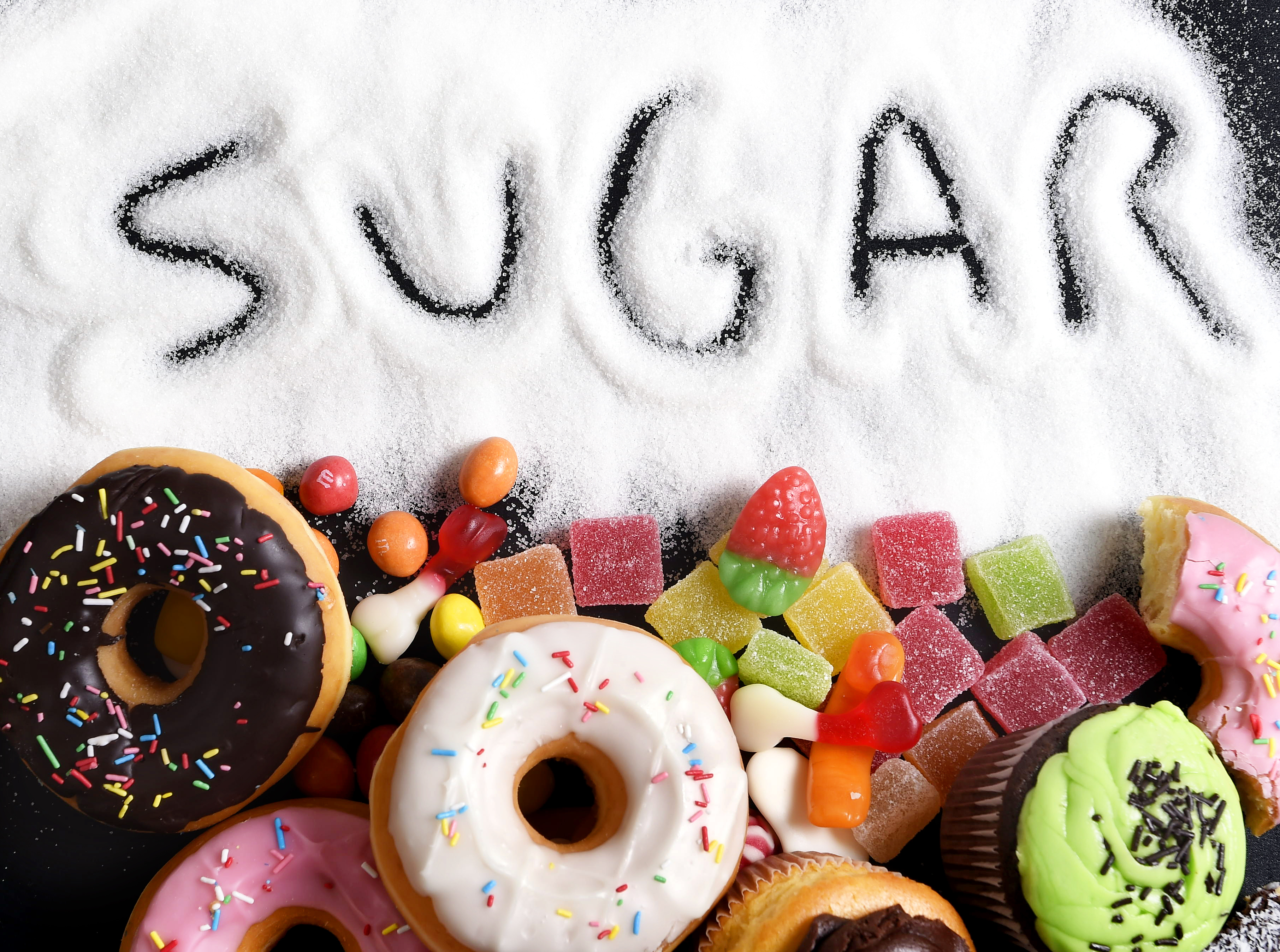 Sugar and Skin Conditions